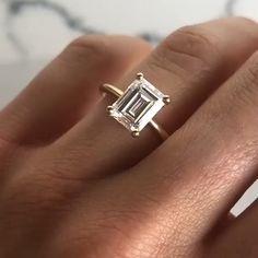 Tacori Engagement Rings, Engagement Ring For Her, Diamond Cluster Engagement Ring, Unique Diamond Engagement Rings, Engagement Ring Settings, Unique Rings, Minimalistic Engagement Ring, Rose Gold Diamond Ring, Ring Verlobung