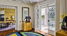 Entrance, interior design, Oitoemponto Architecture & interiors