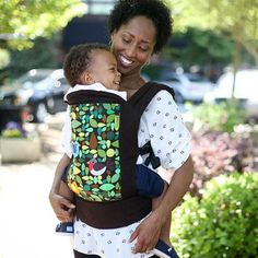 The Boba Carrier our original soft-structured baby carrier, includes more than a dozen features making this carrier ideal for babies and toddlers alike. Boba Baby Carrier, Baby Wraps, Baby Prints, Vera Bradley Backpack, Baby Wearing, Baby Gear, Baby Items, Kids, Flat Rate