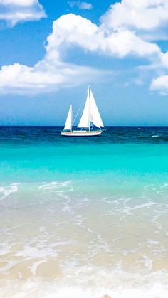 Sailboat Art, Sailboat Painting, Ocean Pictures, Nature Pictures, Ocean Wallpaper, Moon Photography, Beach Artwork, Sand And Water, Beach Trip