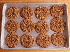 Brown Sugar Oatmeal Cookies - Strangest cookies I ever made or ate.  Mine came out very flat and thin. Taste is good though. Not sure I would make these again.  Maybe I did something wrong?
