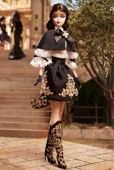 Dulcissima™ Barbie® Doll | barbie-fashion-model-collection-silkstone | The Barbie Collection