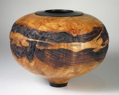 Maple Burl Woodturned Bowl Circle Of Desire by Sewelsonwoodcraft, $288.00