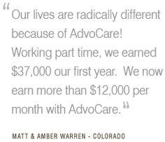 Earn Income 5 Ways! #Advocarepin2013  www.advocare.com/12015877