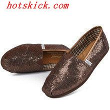 Brown Womens Flax Shoes 7R14tW