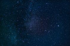Night Sky Milky Way stars HR