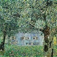 Gustav Klimt - Oberösterreichisches Landhaus