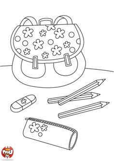 Coloriage peppa pig colorier dessin imprimer card ideas pinterest book clubs - Cartable dessin ...