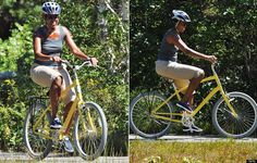 """Michelle Obama says, """"WE ARE MAKING A DIFFERENCE!!"""" ~ WeCycle Atlanta"""