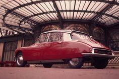 Citroen DS 19 1955