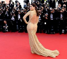 Cannes Film Festival 2013: Red Carpet Celebrity Fashion: Eva Longoria