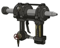 kabaneri of the iron fortress weapons - Google Search