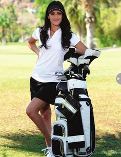 Amazing from Glove It Ladies Golf Spring 2015 Catalog. Pick Lori's Golf Shoppe for lovely women's golf accessories! Ladies Golf Clubs, Best Golf Clubs, Girls Golf, Women Golf, Golf Push Cart, Golf Carts, Golf 2, Play Golf, Disc Golf