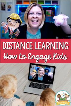 Distance learning. Virtual teaching. Many preschool teachers are working with an entirely new way of interacting with young children. Keeping preschoolers involved in learning, especially group learning, has enough challenges when you are face-to-face with them. Let's think about what we do with preschoolers and how we can adjust our lessons to meet their needs in today's environment.