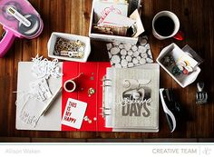 Workspace Wednesday | December Daily™ edition