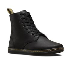Shop Men's Casual Boots on the official Dr. Martens like the Maleke Twill Canvas, Tobias Greasy, and Combs Nylon in a variety of leathers, textures and colors. Dr. Martens, Doc Martens Boots, Low Boots, Casual Boots, Black Boots, Combat Boots, Men's Boots, Leather Men, Leather Boots