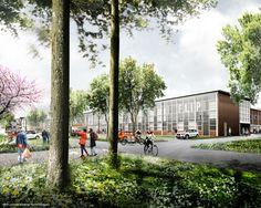 CIVIC architects & DELVA landscape - Philipsfabriek - Hoorn