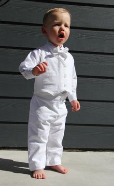 18-24 mo. Baby Boy Blessing Christening Dedication Confirmation Baptism Outfit Suit (corduroy) on Etsy, $114.21 CAD