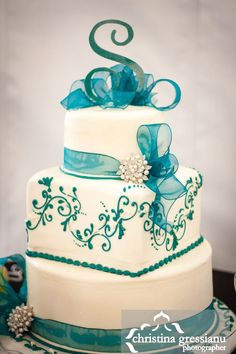 Wedding Cake it even has an S
