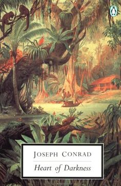 """""""HEART OF DARKNESS with CONGO DIARY"""" av Joseph ( Edited with an Introduction and Notes by Robert Hampson ) Conrad   'A Book that is a Story within a Story'"""