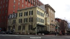 Charming and Historic Lafayette Square in Washington, D.C.
