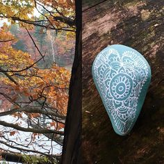 Grateful for today. We left this rock behind to make someone smile. If you find it be inspired and pay it forward with another good deed. . . . . #service #innovation #humanitarian #socialgood #giveback #nonprofit #changemakers #givingback #travel #travelgram #travelphotography #education #socialchange #mandalastones #kindnessrock #familytime #fall #seasons #love #globalcitizen #naturelovers #artist #followus #awareness #community #selfelness #compassion #empathy #volunteer