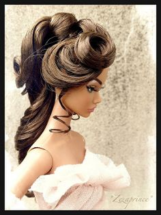 OOAK doll...great hair