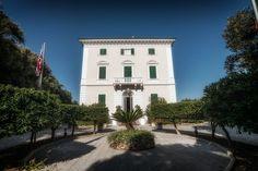 Villa Parisi, villa incantevole a Castiglioncello in Toscana per trascorrere una vacanza in completo relax o per il tuo matrimonio da sogno