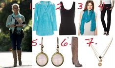 Nina Proudman Offspring fashion inspiration | Season 3 | Episode 12  MarLey Rose - Opal earrings