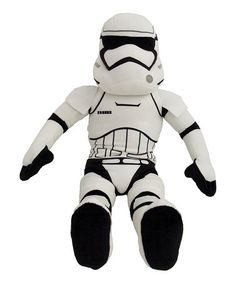 Look what I found on #zulily! 28'' Star Wars Stormtropper Pillow Buddy #zulilyfinds