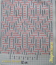 Поделка изделие Декупаж Плетение Схемы для ситца -5 Бумага Бумага газетная Трубочки бумажные фото 14