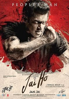 2014 Movie Bollywood Jai Ho. Jai Ho is an Indian action drama Movie. This Movie directed by Sohail Khan .This movie Screenplay By Dilip Shukla The movie is a restore of 2006 Teluge film stalin starring Chiranjeevi and was released on 24 January 2014 .This movie produced by Sohail Khan alongwith Sunil Lulla, starringSalman Khan and newcomer Daisy Shah along with Sana Khan and Suniel Shetty in main function. This Movie Is Indian and language is hindi