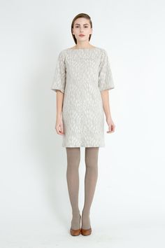 Raglan sleeve tunic by Nathalie Vleeschouwer -> Beauty!