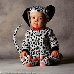 Since her older brother dressed up as a firefighter this year I got the idea that Abby should dress up as a Dalmatian. Jonathan really ado.  sc 1 st  Pinterest & Since her older brother dressed up as a firefighter this year I got ...