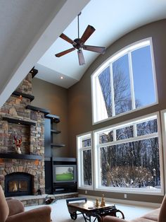 Family Room Great Room Design, Pictures, Remodel, Decor and Ideas - page 3