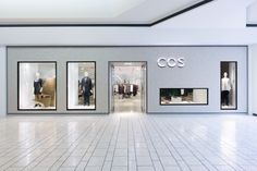 COS' store at The Beverly Center in Los Angeles, California