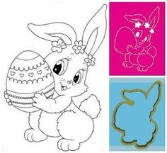 Набор трафарет +формочка (Заяц 9) Snoopy, Fictional Characters, Art, Craft Art, Kunst, Fantasy Characters