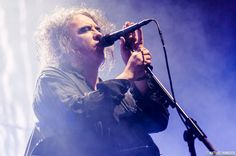 The Cure - Live in Vienna ph Matthias Hombauer
