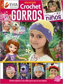 Crochet GORROS para NIÑOS Nº 02 - 2016