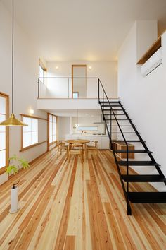 Home Stairs Design, Loft Interior Design, Home Building Design, Loft Design, Home Room Design, Building A House, Small Loft Apartments, Small Apartment Design, Small House Design