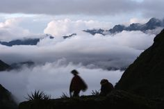 On the Inca Trail... Want to go?