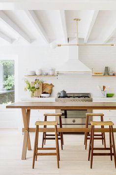 Genius kitchen island ideas, smart kitchen island ideas