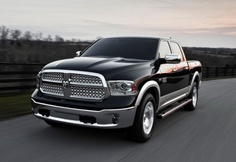 """The All-New 2013 RAM 1500  All-New Industry-First 8speed transmission in a pickup truck.  All-New Industry-First four-corner air suspension in a pickup truck. All-New for the RAM.. 3.6L Pentastar VVT V6. See Brian McFarlane at Woodstock Chrysler and find out why it's the Motor Trend 2013 """"Truck of the Year"""""""