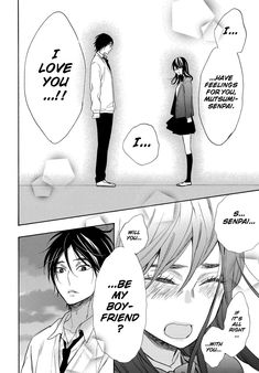 My ship...it finally sailed! I am screaming. Read manga Watashi ga Motete Dousunda # 046 online in high quality