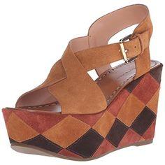 4fb4e5ef24c1 Sigerson Morrison Women s Gella Wedge Sandal