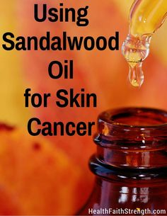 Herbal medicine cancer cells Pure, therapeutic-grade Sandalwood oil has many wonderful medicinal uses and has been shown to aid in many types of ailments including skin cancer. Essential Oils Skin Cancer, Essential Oil Uses, Young Living Essential Oils, Salud Natural, Natural Oils, Natural Health, Natural Medicine, Herbal Medicine, Cancer Cure