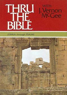 Precision Series Thru the Bible With J. Vernon McGee