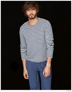 Marlon Teixeira Models Intimissimi 2014 Underwear + Loungewear