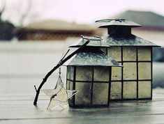 Beautiful lanterns for outside
