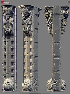 Gears of War 3 - Environment Art - Polycount Forum